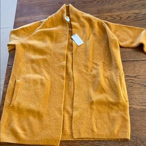 Anthropologie cardigan. New with tags